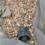 drainagebuis-met-grind