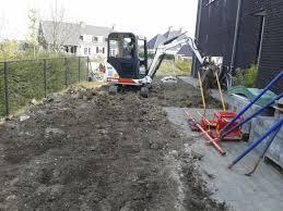 Tuin leeghalen en afvoeren kosten